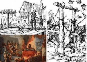 ইতিহাসের সবচেয়ে ভয়ঙ্কর কিছু মৃত্যুদণ্ডের পদ্ধতি