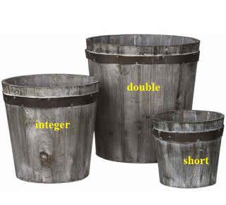 java-bucket