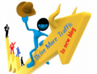 Get Traffic New Blog