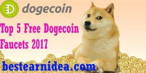 Top 5 Free Dogecoin Faucets 2017