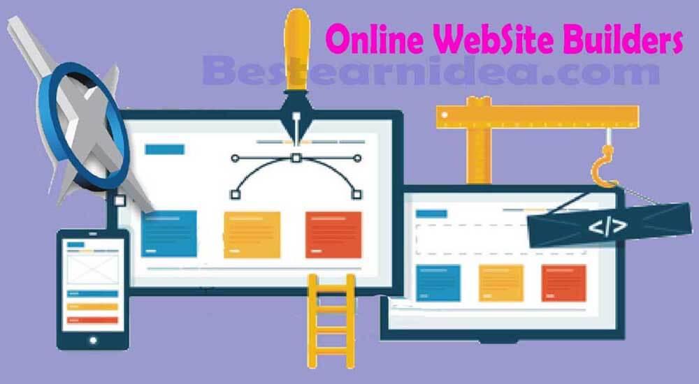 Online Website Builders