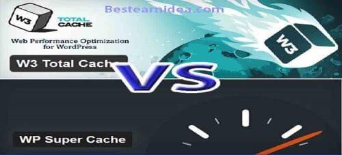 Wordpress W3 Total Cache Plugin VS WP Super Cache Plugin.
