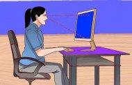 কম্পিউটার ব্যবহারকারীর জন্য চোখ ভাল রাখার উপায়
