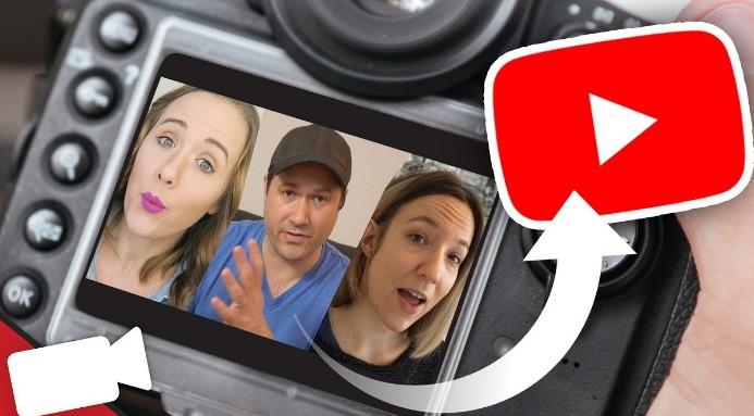 A successful YouTuber