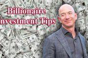 Future বিলিয়নার ইনভেস্টমেন্ট টিপস (Billionaire Investment Tips)